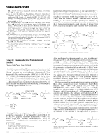 Catalytic Enantioselective Protonation of Enolates.