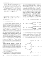 Catalytic Pt+-Mediated Oxidation of Methane by Molecular Oxygen in the Gas Phase.