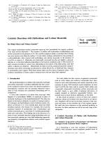 Catalytic Reactions with Hydrosilane and Carbon Monoxide [New synthetic methods (30)].