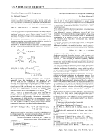 Catalyzed Reactions in Analytical Chemistry.