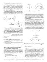 Chelate Complexes with Triisocyanide Ligands.