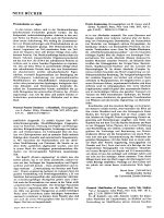 Chemical Modification of Enzymes  Active Site Studies. Von J. Eyzaguirre. John Wiley  New York 1987. 187 S.  geb.  21.50
