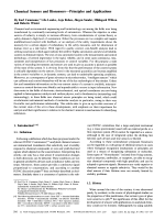 Chemical Sensors and BiosensorsЧPrinciples and Applications.