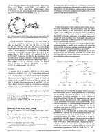 Chemistry of the H3B(CH3)2P Group  Unusual Properties of Some Simple Reference Compounds.