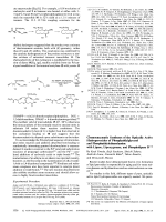 Chemoenzymatic Syntheses of the Optically Active Hydroperoxides of Phosphatidylglycerol and Phosphatidylethanolamine with Lipase  Lipoxygenase  and Phospholipase D.