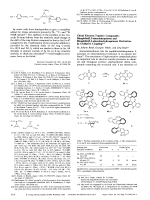 Chiral Electron Transfer Compounds  Binaphtho[2 3-a]azulenequinone and Binaphtho[2 3-a]azulenehydroquinone Derivatives by Oxidative Coupling.