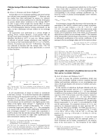 Chlorine Isotope Effects in Ion Exchange Chromatography.