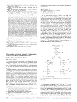 Chlorocarbon Activation  Catalytic Carbonylation of Dichloromethane and Chlorobenzene.