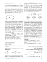 cis-trans-Isomerie des 1 6-Diphenyl-1 6-di-tert.