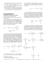 Cobalt-Catalyzed Reactions of Octamethyl-[4]-radialene and 2 5-Dimethyl-2 3 4-hexatriene with Ethene.