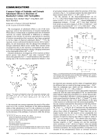 Common Origin of Enthalpic and Entropic Substituent Effects in Reactions of Benzhydryl Cations with Nucleophiles.
