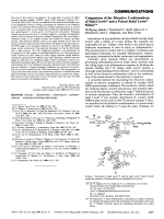 Comparison of the Bioactive Conformations of Sialyl LewisX and a Potent Sialyl LewisX Mimic.