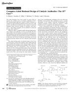 Computer-Aided Rational Design of Catalytic Antibodies  The 1F7 Case.