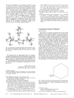 Concerning the Structure of Benzene.