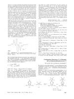 Condensation Reactions of 1 3-Dimethyl-6H-cyclohepta[c] thiophen-6-one.
