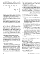 Conformation of Sterically Hindered Benzyl Radicals and Cations; Comparison of ESR Findings and Conclusions from Space-Filling Models.