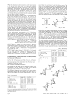 Conformations of Bicyclopropyl and Bicyclobutyl by Electron Diffraction.