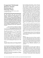 Congenital cholinergic nervous system dysfunction in identical twins.