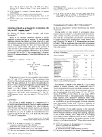 Contamination of Amines with N-Nitrosamines.