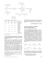 Conversion of a Ketone or an Aldehyde into the Next Higher Nitrile.