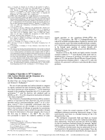 Coupling of Epoxides to PtII-Complexes with Carbon Dioxide and the Structure of a Cyclic Metallacarbonate.
