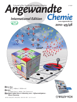 Cover Picture  A Double-Switching Multistable Fe4 Grid Complex with Stepwise Spin-Crossover and Redox Transitions (Angew. Chem. Int. Ed. 482010)