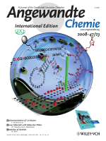 Cover Picture  A Highly Selective DNAzyme Sensor for Mercuric Ions (Angew. Chem. Int. Ed. 232008)