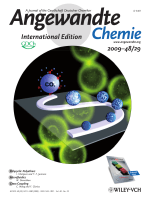 Cover Picture  A Microfluidic Approach to Chemically Driven Assembly of Colloidal Particles at GasЦLiquid Interfaces (Angew. Chem. Int. Ed. 292009)