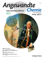 Cover Picture  A Phosphorus Analogue of Bis(4-cyclobutadiene)iron(0) (Angew. Chem. Int. Ed. 172009)