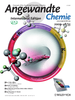 Cover Picture  A Soluble and Highly Conductive Ionomer for High-Performance Hydroxide Exchange Membrane Fuel Cells (Angew. Chem. Int. Ed. 352009)