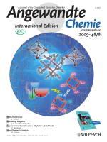 Cover Picture  A Spin-Crossover Cluster of Iron(II) Exhibiting a Mixed-Spin Structure and Synergy between Spin Transition and Magnetic Interaction (Angew. Chem. Int. Ed. 82009)