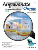 Cover Picture  Aldehyde Umpolung by N-Heterocyclic Carbenes  NMR Characterization of the Breslow Intermediate in its Keto Form  and a Spiro-Dioxolane as the Resting State of the Catalytic System (Angew. Chem. Int. Ed