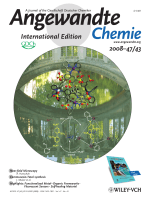 Cover Picture  An UnlockableЦRelockable Iron Cage by Subcomponent Self-Assembly (Angew. Chem. Int. Ed. 432008)