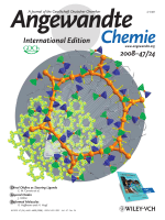 Cover Picture  Au36 Crown  A Macrocyclization Directed by MetalЦMetal Bonding Interactions (Angew. Chem. Int. Ed. 242008)
