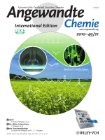 Cover Picture  Biofuel Combustion Chemistry  From Ethanol to Biodiesel (Angew. Chem. Int. Ed. 212010)