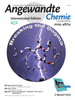Cover Picture  Breaking the Dogma of the Metal-Coordinating Carboxylate Group in Integrin Ligands  Introducing Hydroxamic Acids to the MIDAS To Tune Potency and Selectivity (Angew. Chem. Int. Ed. 242009)