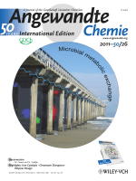 Cover Picture  Connecting Chemotypes and Phenotypes of Cultured Marine Microbial Assemblages by Imaging Mass Spectrometry (Angew. Chem. Int. Ed. 262011)