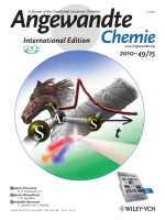 Cover Picture  Determination of Arsenic Poisoning and Metabolism in Hair by Synchrotron Radiation  The Case of Phar Lap (Angew. Chem. Int. Ed. 252010)