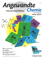 Cover Picture  Dicationic Sulfur Analogues of N-Heterocyclic Silylenes and Phosphenium Cations (Angew. Chem. Int. Ed. 122009)