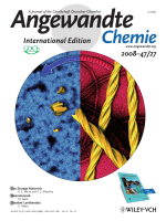 Cover Picture  Dissociation of Amyloid Fibrils of -Synuclein in Supercooled Water (Angew. Chem. Int. Ed. 272008)