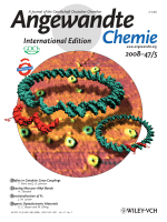 Cover Picture  DNA Minicircles with Gaps for Versatile Functionalization  Construction of DNA Architectures with RNA Hairpins (Angew. Chem. Int. Ed. 52008)