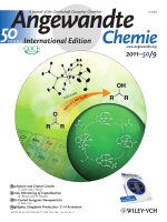 Cover Picture  Efficient Hydrogenation of Ketones Catalyzed by an Iron Pincer Complex (Angew. Chem. Int. Ed. 92011)