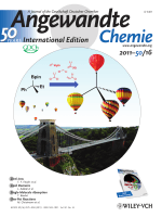 Cover Picture  Enantioselective Construction of Quaternary Stereogenic Centers from Tertiary Boronic Esters  Methodology and Applications (Angew. Chem. Int. Ed. 162011)