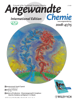 Cover Picture  Exogenous Agents that Target Transmembrane Domains of Proteins (Angew. Chem. Int. Ed. 152008)