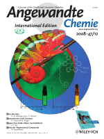 Cover Picture  Exploitation of the Dual-emissive Properties of Cyclometalated Iridium(III)ЦPolypyridine Complexes in the Development of Luminescent Biological Probes (Angew. Chem. Int. Ed. 122008)