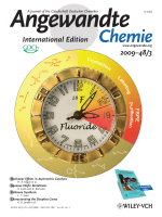 Cover Picture  Fluorous Synthesis of 18FRadiotracers with the [18F]Fluoride Ion  Nucleophilic Fluorination as the Detagging Process (Angew. Chem. Int. Ed. 32009)