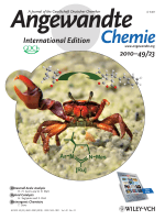 Cover Picture  Highly Active Chiral Ruthenium-Based Metathesis Catalysts through a Monosubstitution in the N-Heterocyclic Carbene (Angew. Chem. Int. Ed. 232010)
