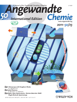 Cover Picture  Highly Mobile Palladium Thin Films on an Elastomeric Substrate  Nanogap-Based Hydrogen Gas Sensors (Angew. Chem. Int. Ed. 232011)