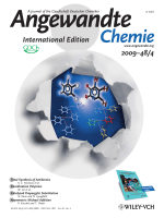 Cover Picture  Isotopic Polymorphism in Pyridine (Angew. Chem. Int. Ed. 42009)