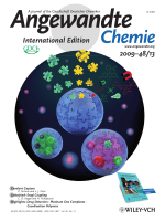 Cover Picture  MetalЦOrganic Spheres as Functional Systems for Guest Encapsulation (Angew. Chem. Int. Ed. 132009)